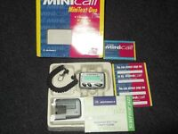 MINI COM PAGER BRAND NEW NO CONTRACT