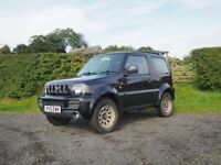 Suzuki Jimny SZ3 - Very Low Mileage