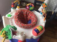 Baby Einstein Animal Activity Station Toy