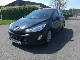 2010 * Peugeot 308 Verve* 1.6 hdi £30 road tax Just been serviced 55 mpg