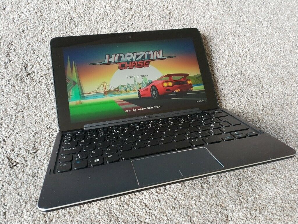 DELL VENUE 11 PRO LAPTOP NETBOOK TOUCHSCREEN DUAL ANDROIND AND WINDOWS 10  STYLUS | in Stretford, Manchester | Gumtree