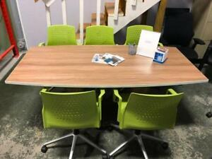 Actiu Boardroom Chair Set - $55