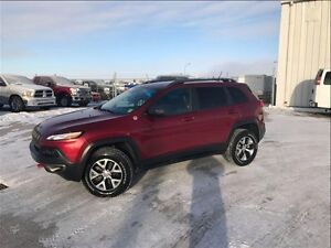 2014 Jeep Cherokee Trailhawk--PST PAID