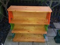 Childs bookcase