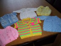 Baby/Dolls Clothes, New Handknit from