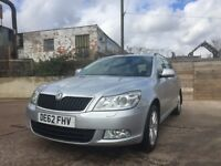 Skoda Ocatavia 1.6 TDCI - Cheap tax and economical family car or motorway mile-eater
