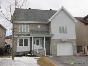 512 000$ - Maison 2 étages à vendre à St-Constant