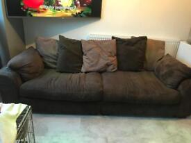 4 seater sofa settee couch