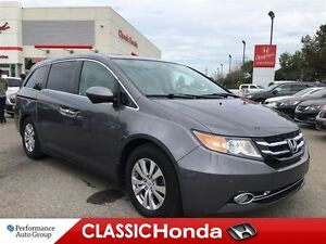 2014 Honda Odyssey EX-L | NAVI | LEATHER | SUNROOF | REAR CAM |