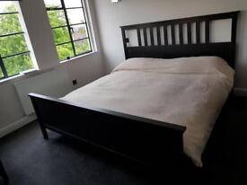 Super King Size Bed + Memory Foam Mattress