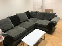 Corner sofa in excellent condition