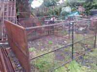 mesh cage near maghera