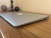 Macbook Air 13 inch - EXCELLENT CONDITION - 1.8ghz Intel Core I5, 4GB RAM, 128gb SSD