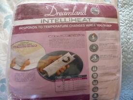 Dreamland Intelliheat Electric Blanket