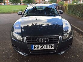 Audi A5 coupe tfsi sport with full audi service history