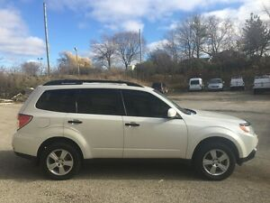 2011 Subaru Forester X Convenience Kitchener / Waterloo Kitchener Area image 6
