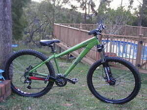 2007 Norco Bigfoot Trade For Road Bike