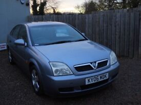 VAUXHALL VECTRA 2006 1.9 LTR CDTI TURBO DIESEL 1 YEAR FRESH MOT SERVICE HISTORY CLEAN CAR WARRANTIED