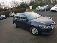 2014 VW Golf Mk 7 1.6 Bluemotion