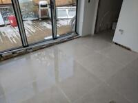 Experienced tiler available for all tiling work.