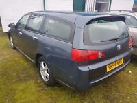 HONDA ACCORD EXECUTIVE AUTOMATIC (ANY OLD CAR PX WELCOME, TOP SPEC LEATHERS ETC, 1 OWNER