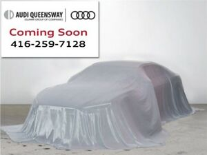 2018 Audi Q5 2.0T Progressiv, Navigation, Camera, Certified!