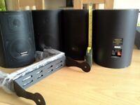 Four Ariston speakers