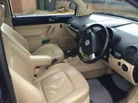 beetle 2.0 very good condition,77000m,fsh, cambelt done