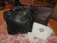 Genuine Mulberry 'Holly' tote bag great condition