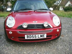 MINI Hatch 1.6 One Seven 3dr 2005 y.