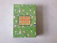 M&S Football jigsaw