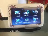 Toshiba disney photo frame tv