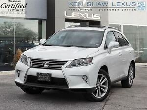 2015 Lexus RX 350 ** Back up Camera ** Lexus Certified **