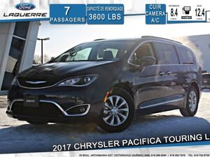2017 Chrysler Pacifica TOURING-L**7 PLACES*CUIR*CAMERA*BLUETOOTH