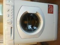 hotpoint Aquarius eco washing machine. excellent condition! 6kg capacity, 1200 spin.