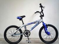 "(2044) 20"" 10"" Frame APOLLO MX20.2 BMX BIKE BICYCLE; 360 GYRO; Age: 8-13; Height: 130-160 cm"