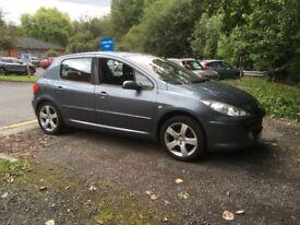 2007 Peugeot 307 sport