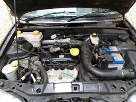 Ford fiesta W plate. MOT failure. Low mileage.