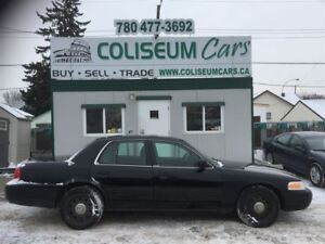 2011 Ford Crown Victoria Police Street Appearance, 91KM