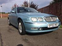 ROVER 75 2.0 V6 AUTOMATIC....13 MONTHS MOT....54000 MILES