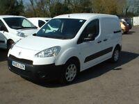 PARTNER 1.6HDI 2013 ONE OWNER FSH DRIVES SUPERB £4995 NO VAT
