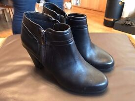 M & S Ankle Boots