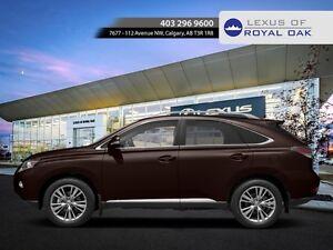 2013 Lexus RX 350 Ultra Premium 1  - Certified - $227.05 B/W
