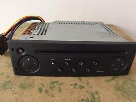 Head Unit from Renault Clio 2003 - fully working