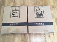 Bath Store Toilet Seats x 2