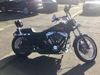Harley Davidson lowrider FXR,bobber....