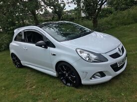 2009 Vauxhall Corsa VXR Arctic edition (VERY LOW MILEAGE)