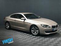 BMW 6 Series 3.0 640 SE 2dr Auto 2012 - Full BMW Service History