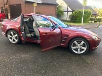 Mazda RX8 231 BHP 6 Speed Heated Electric Leather Suede Xenon Bose Sounds System Air Conditioning
