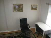 Large double room for short let- A Quiet Room- Rent £110 per week